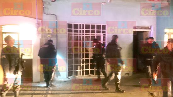 Balacera en la San Pablo en Aguascalientes, se frustra levantón