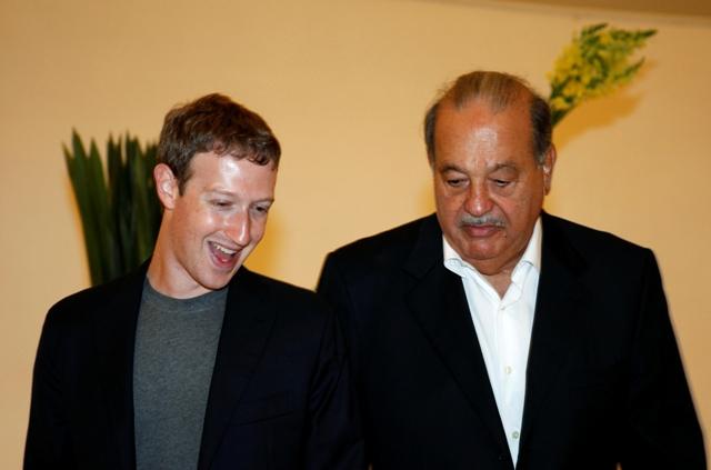 A Mark Zuckerberg no le fue suficiente con cambiar el mundo una vez