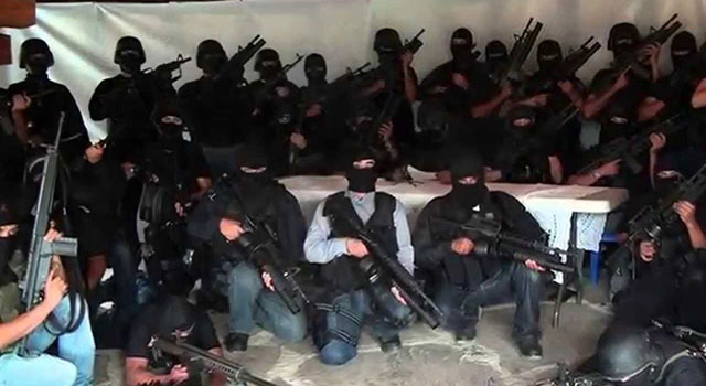 El CJNG podría controlar las zonas de los Zetas en Tamaulipas