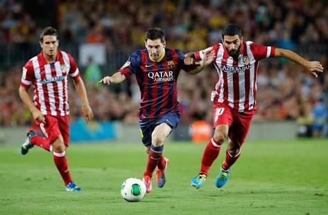 Barcelona y Atlético se juegan el liderato