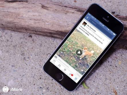 Usuarios de iPhone ya podrán transmitir video en Facebook