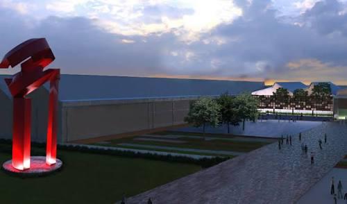 Casi 900 mdp cuesta MECA que fue inaugurado por Carlos Lozano