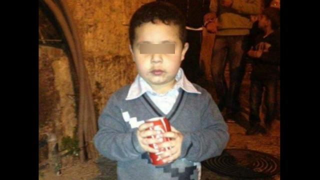 Egipto sentencia a cadena perpetua a niño de 4 años