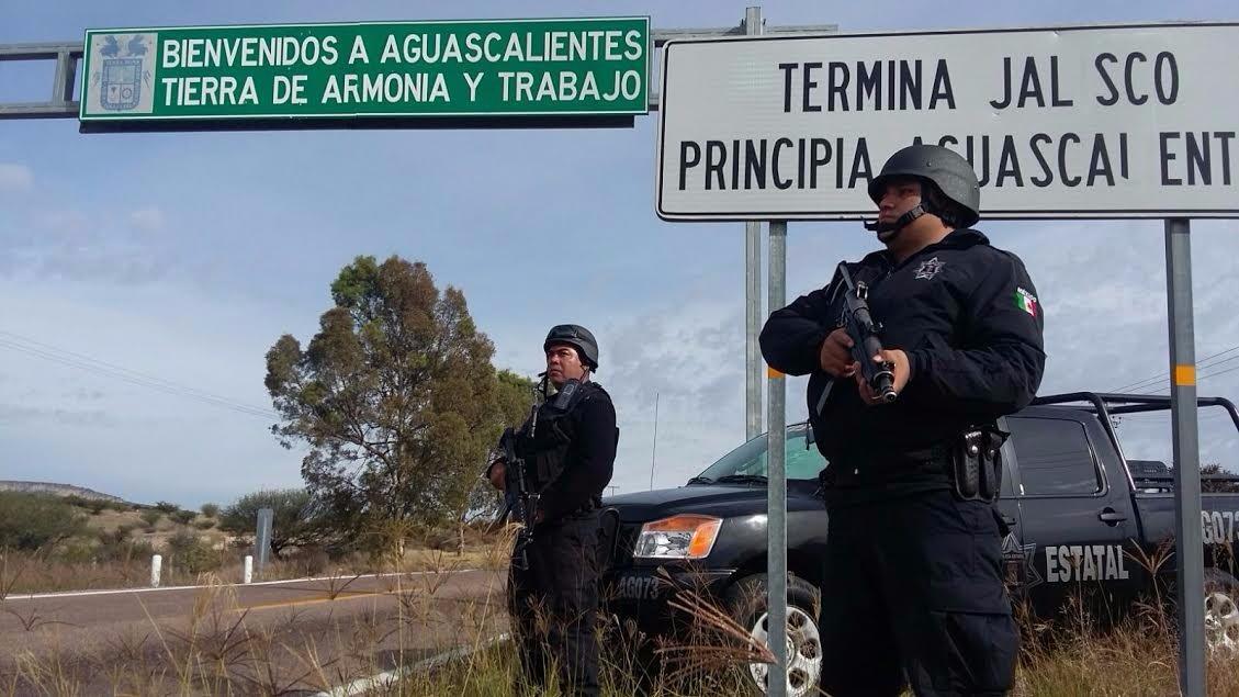 Balacera deja 5 muertos entre narcos y policías en Jalisco