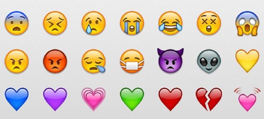 Quiénes usan emoticones con más frecuencia suelen pensar más en sexo