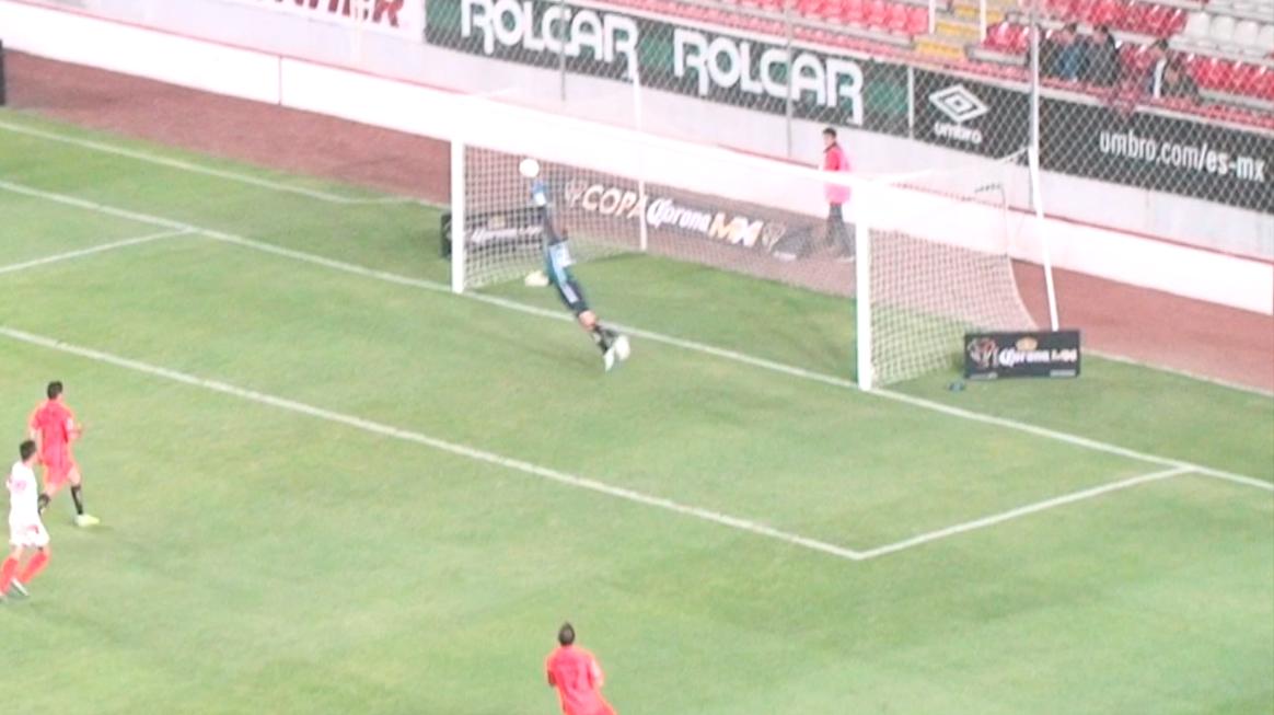 VIDEO Necaxa vence 1 a 0 a Monarcas en la CopaMX