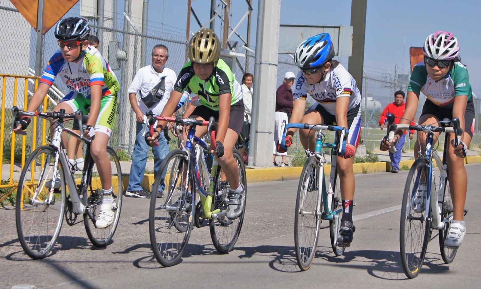 Anuncian evento de ciclismo en Calvillo