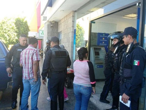 Policías municipales vuelven a frustrar una extorsión telefónica en Ags.