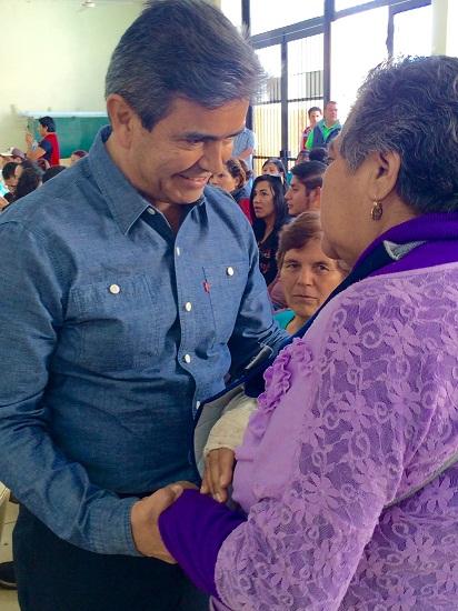 Respalda el Consejo Político Municipal del PRI la candidatura del Dr. Ríos Alba
