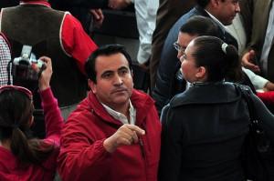 Suena otra vez Enrique Rangel para ser candidato a la alcaldía de Ags.