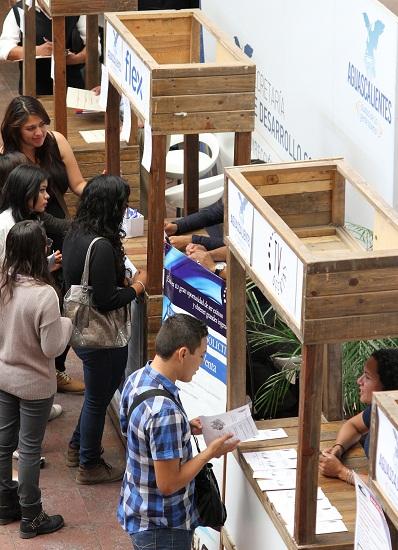 Habrá Feria del Empleo en el MuniAgs este jueves