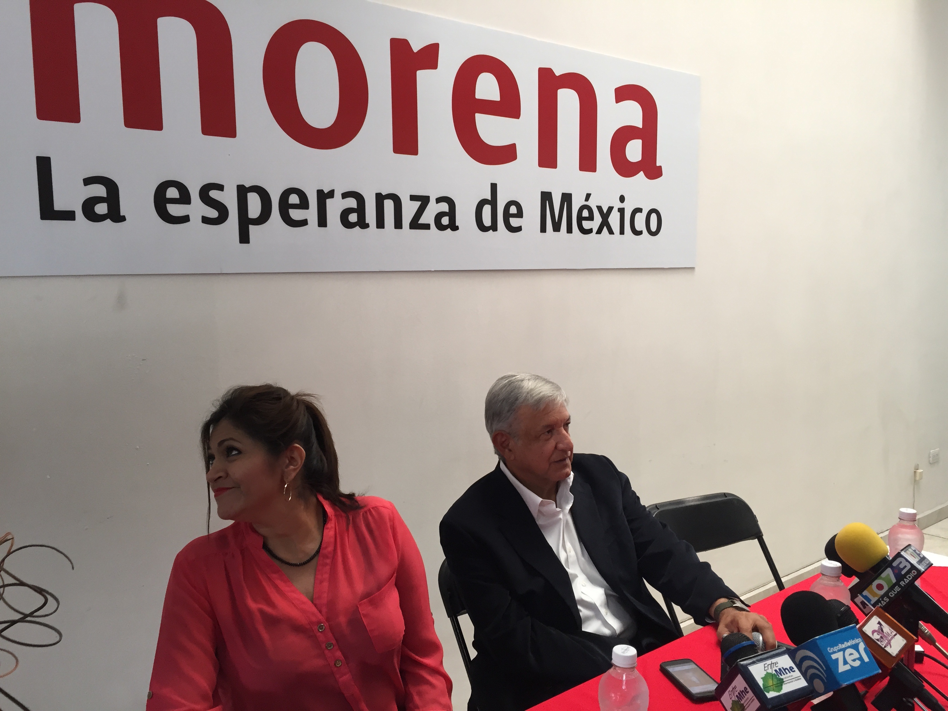 MORENA ofrecerá algo diferente a la ciudadanía de Ags: Nora Ruvalcaba