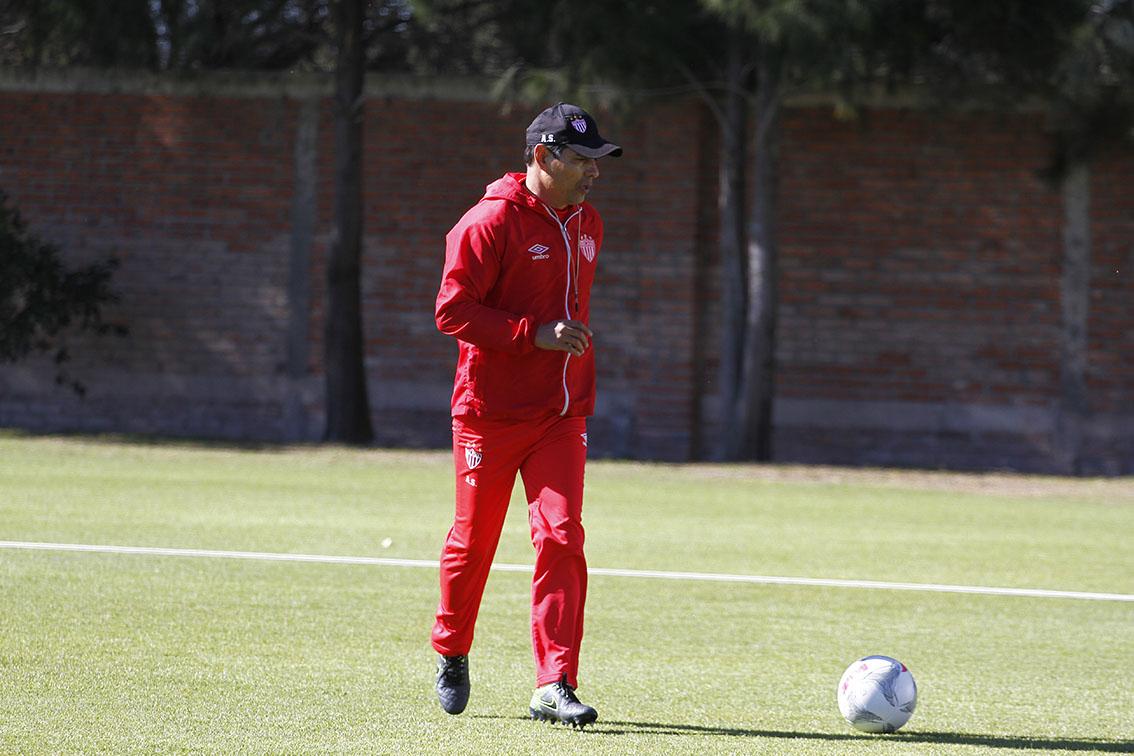 Se necesitan a los árbitros con su capacidad al máximo: Alfonso Sosa
