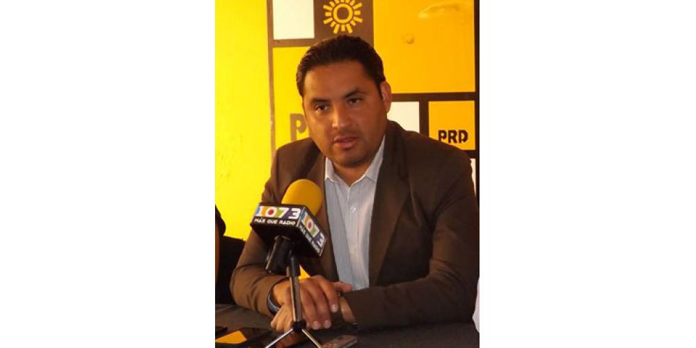 Rechaza PRD que el Ejército patrulle calles de Aguascalientes