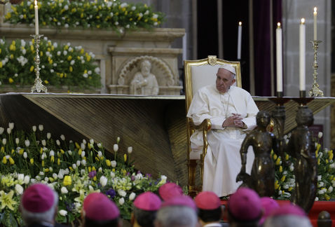 Blindan el Vaticano tras ataques en Bruselas