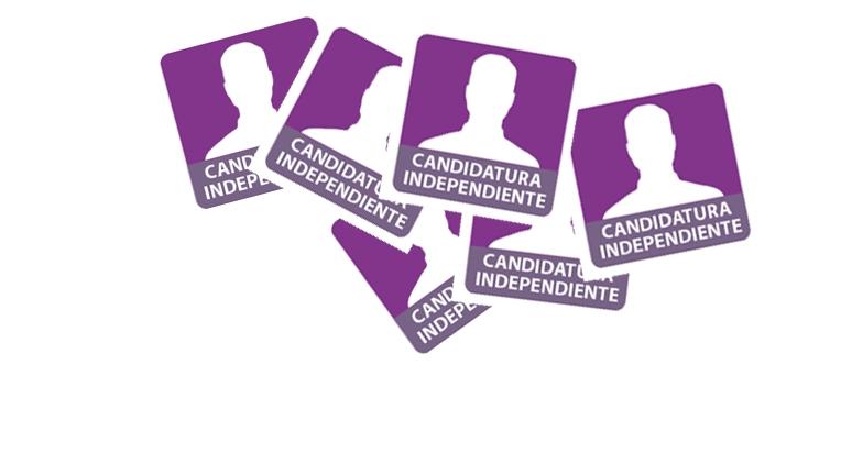 Siguen candidatos independientes por su cuenta en Aguascalientes