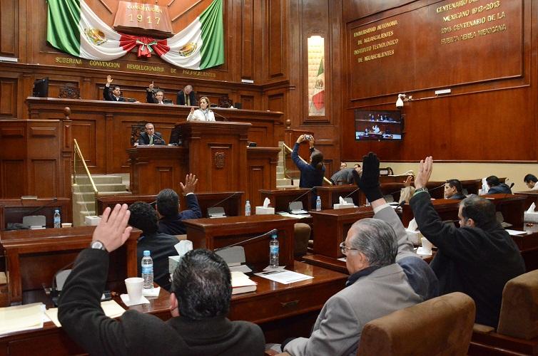 SCJN vuelve a enmendar la plana al Congreso de Aguascalientes