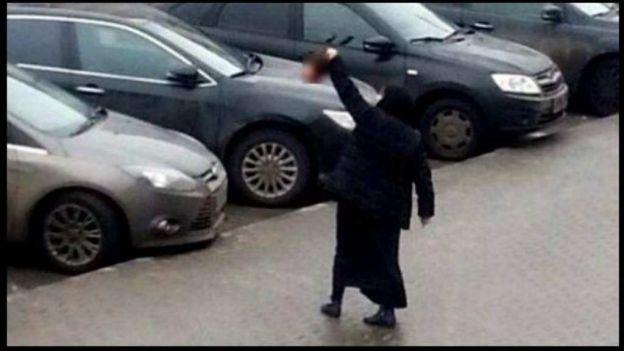 "VIDEO: ""Alá me lo ordenó""; dice mujer que asesinó y decapitó a niña en Rusia"