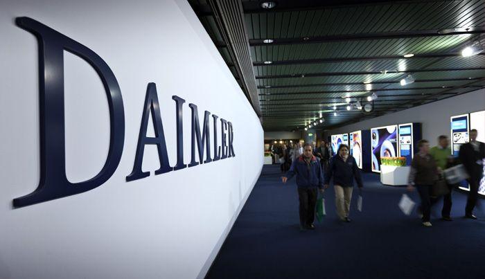Confía Daimler que siga TLCAN