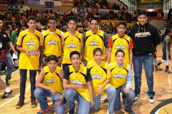 Inicia el Intramuros Copa Panteras