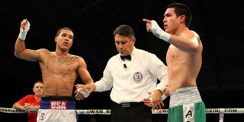 Cae México ante EU en la Serie Mundial de Boxeo