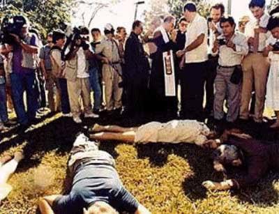Detienen a 4 militares involucrados con la muerte de jesuitas en El Salvador