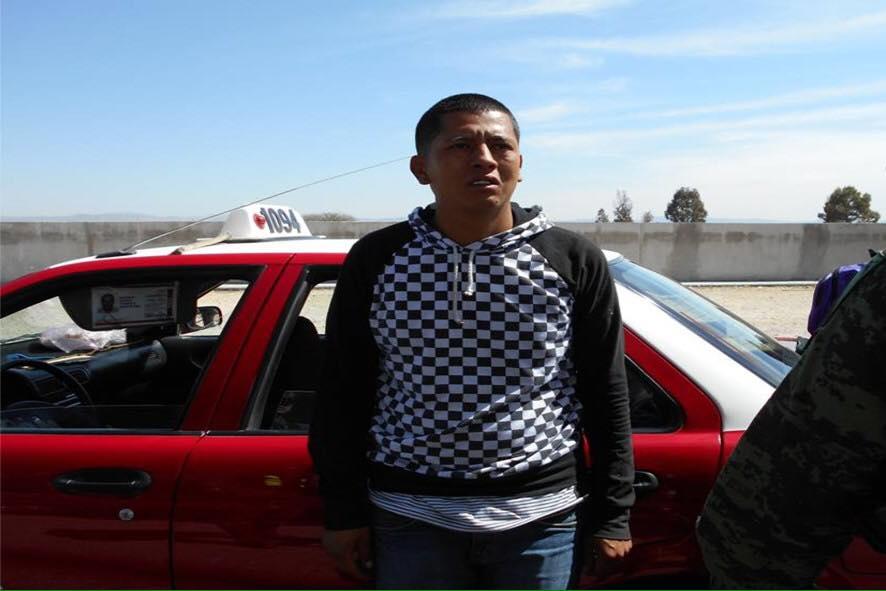 Ejército detiene a taxista que transportaba más de 1.5 kilos de marihuana en Cosío