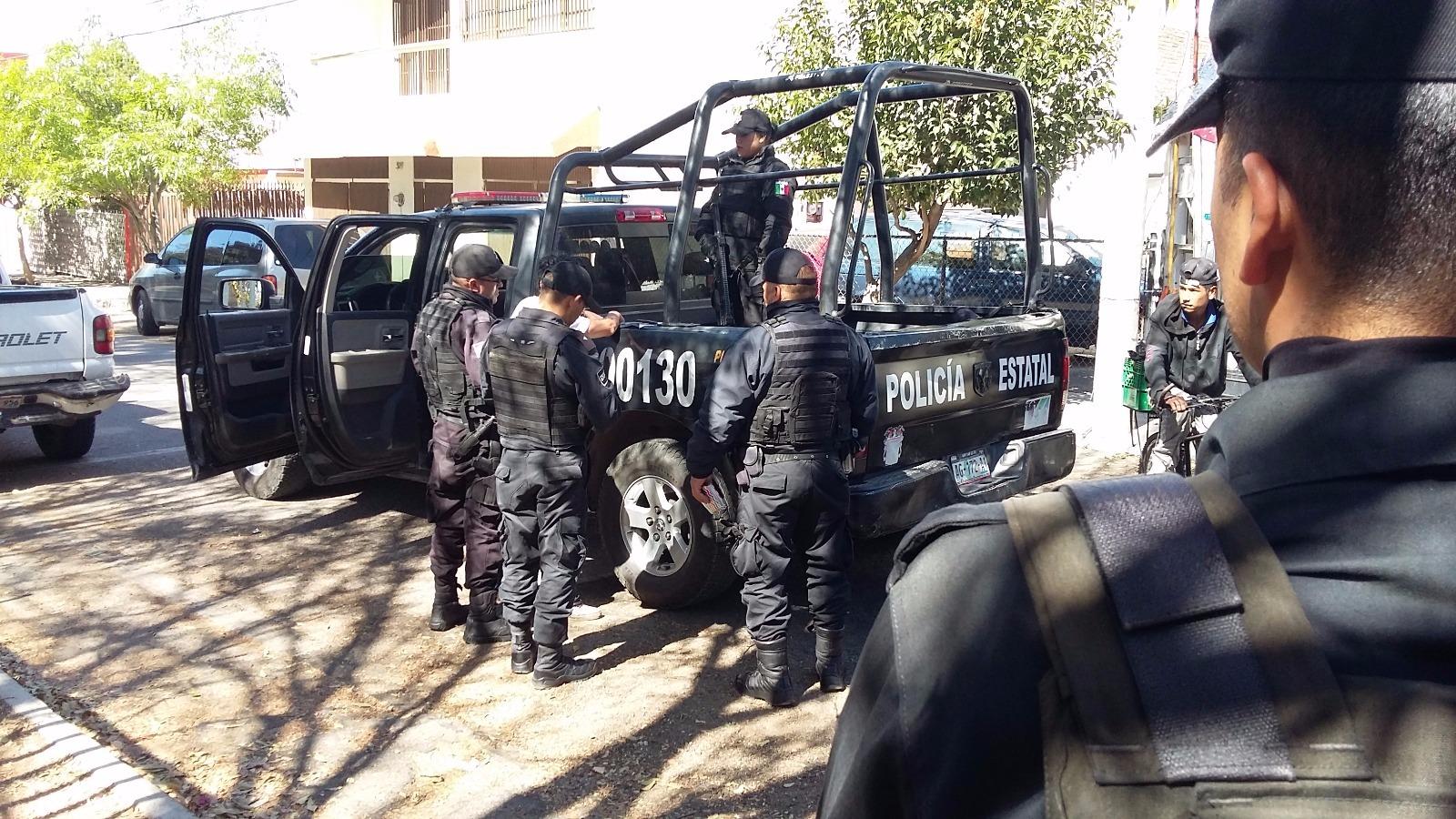 Han detenido a 10 colombianos ilegales en Aguascalientes, en el mes de febrero
