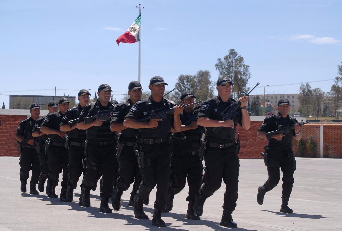 Aprueban policías estatales exámen de Habilidades y Destrezas