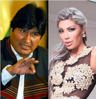 Confirman cárcel para ex novia de Evo Morales