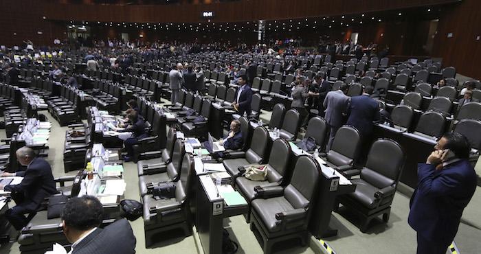 MÉXICO, D.F., 03DICIEMBRE2015.- Sesión Ordinaria en la Cámara de Diputados. FOTO: SAÚL LÓPEZ /CUARTOSCURO.COM