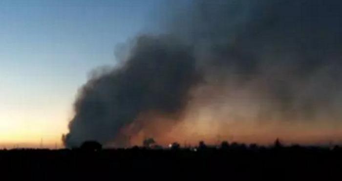 Pemex se niega a pagar daños por incendio que generó contaminación en Salamanca