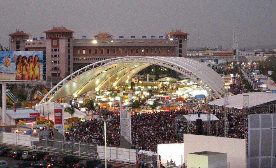 Aún hay 100 lugares comerciales libres para la FNSM