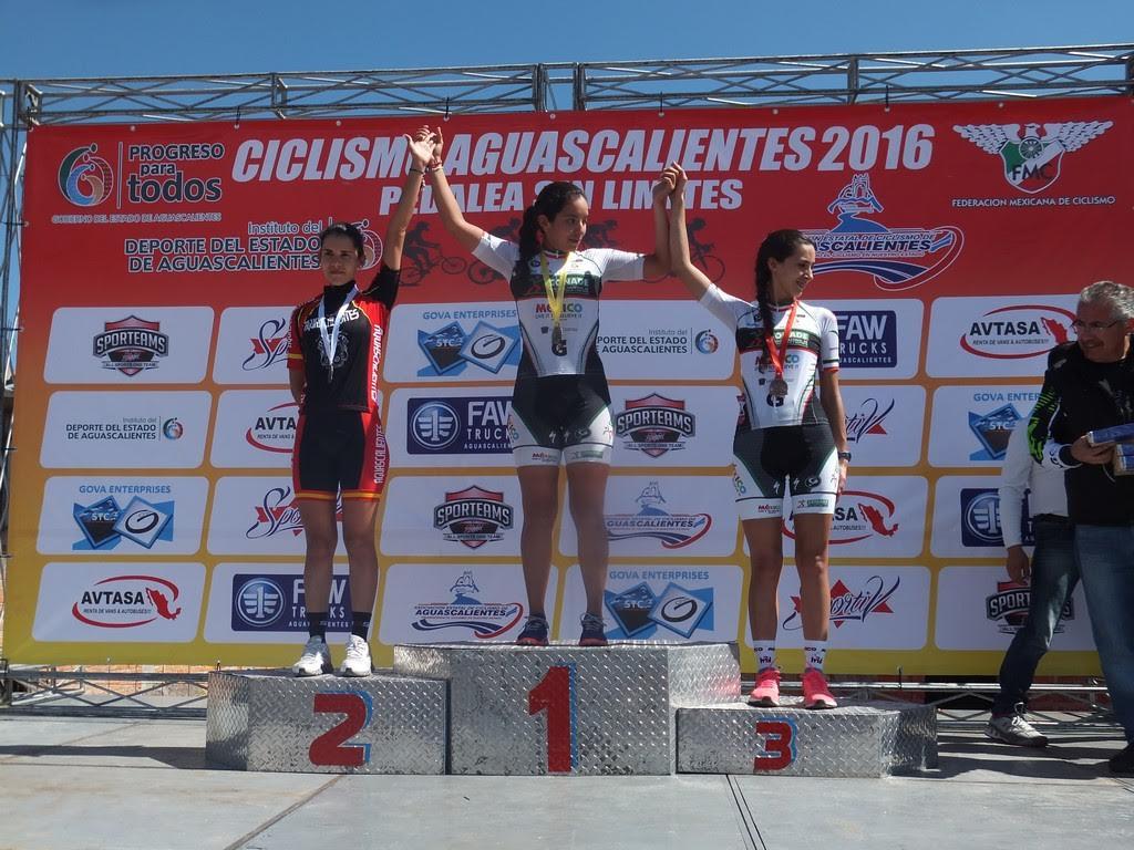 Finaliza Copa Federación Ciclismo de Ruta en Calvillo, Aguascalientes