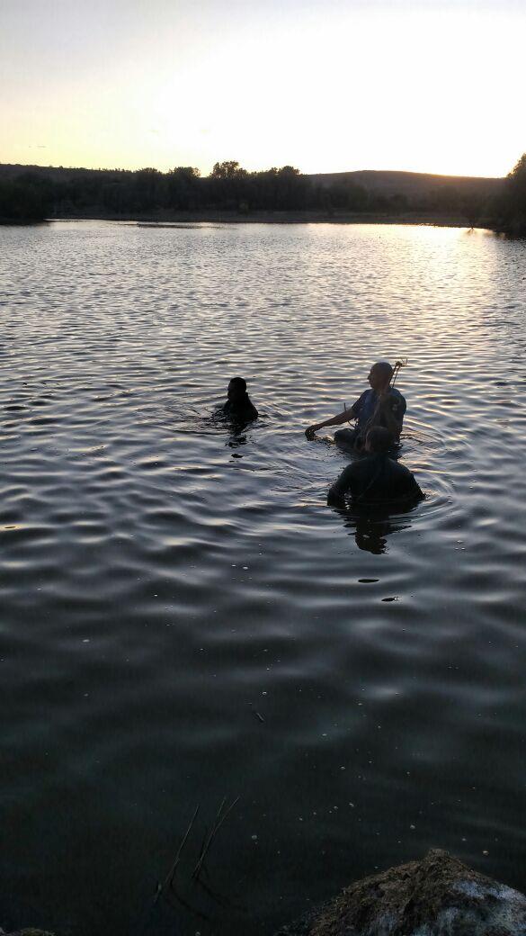 Fallece sujeto ahogado en la presa El Saucillo en Rincón de Romos