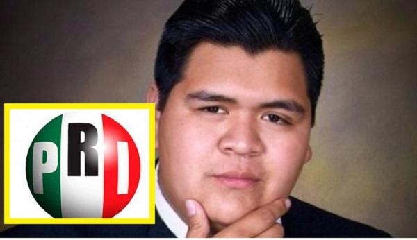Encarcelan a dirigente juvenil del PRI por violar a su amigo de parranda