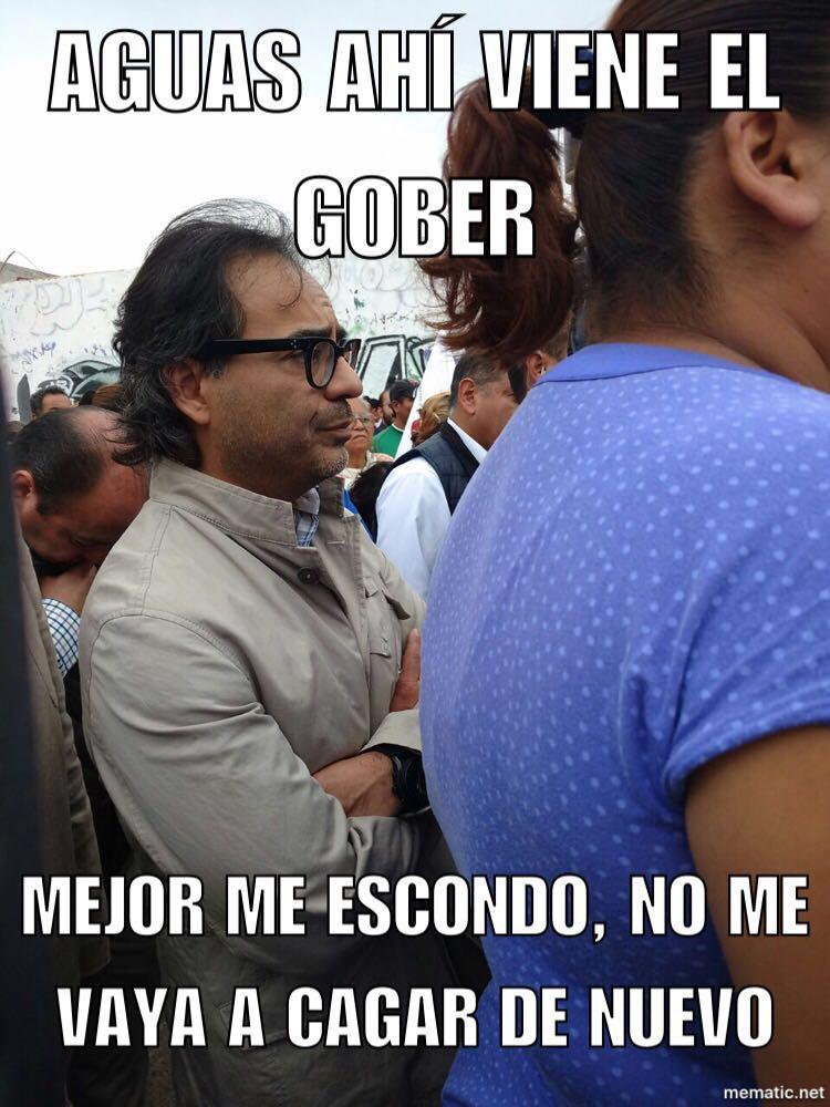 Pide disculpas gobernador de Aguascalientes a secretario regañado
