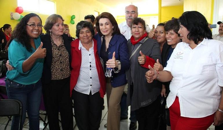 Aguascalientes debe tener un gobierno honesto y transparente: Lorena Martínez