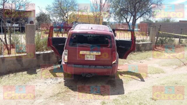 Balacera entre policías y narcos deja 5 muertos en Zacatecas