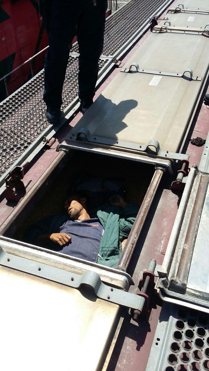Encuentran cuerpo sin vida en vagón de Ferromex en Aguascalientes