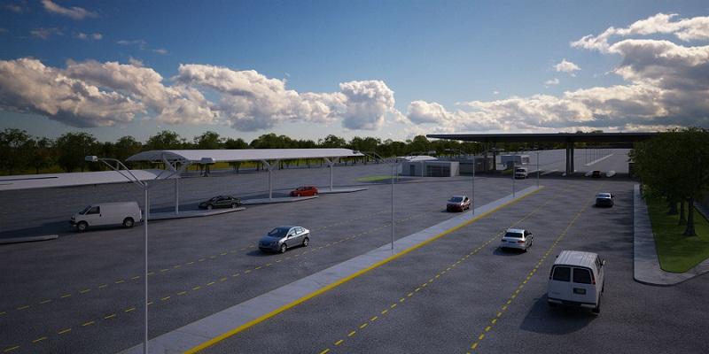 Invierte el Gob-Ags 16 mdp en la modernización de la Puerta de Acceso Norte