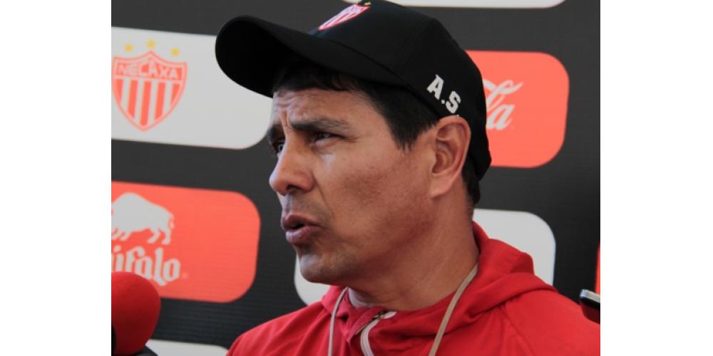 Quiero ser campeón: Alfonso Sosa