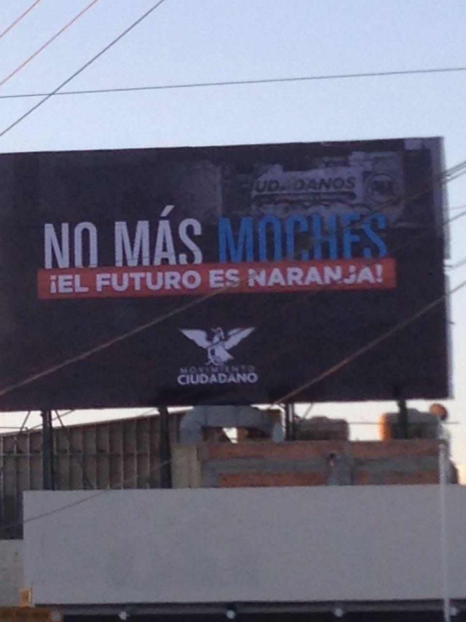 Ataca MC en espectacular a candidata del PAN a la alcaldía de Ags