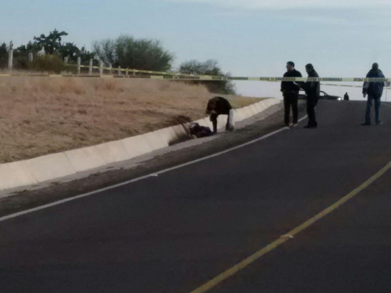 Ejecutan a un hombre en Aguascalientes.