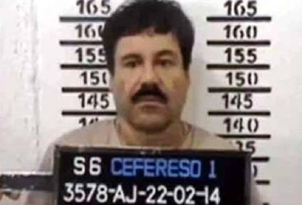 """SRE tiene 20 días más para decidir si extradita o no a """"el chapo"""""""