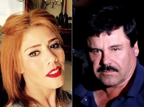 """Familiares del """"Chapo"""" Guzmán desconocen a supuesta hija"""