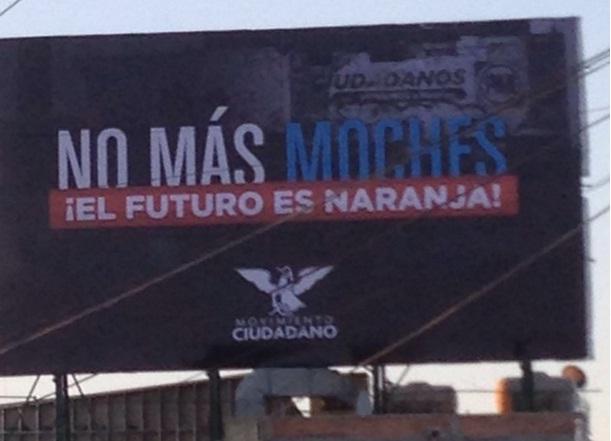 Campaña de Mov. Ciudadano no es guerra sucia sino combate a la corrupción