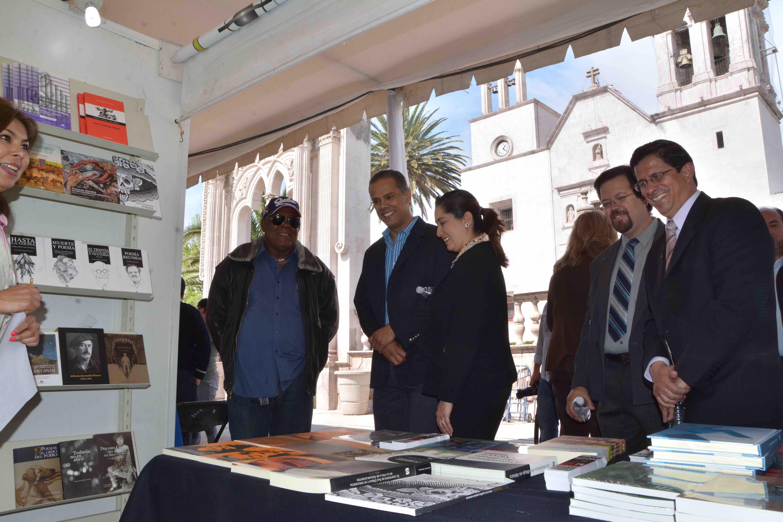 """Inauguró Antonio Arámbula la Tercera Feria del Libro """"Tlamatini"""" de Jesús María"""