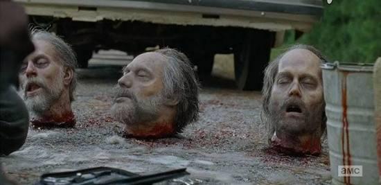 Johnny Depp aparece en The Walking Dead