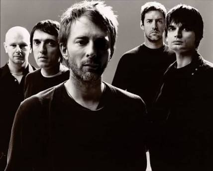 Anuncian conciertos de Radiohead en México